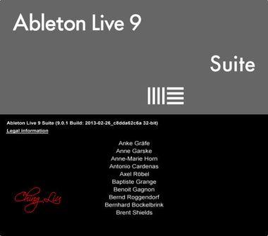Скачать crack к Ableton Live 8 - картинка 1