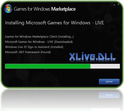 Компьютере Отсутствует Программа Xlive Dll