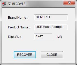 Скачать бесплатно EzRecover