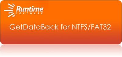 Восстановление данных Просмотров 1957 Дата. Runtime GetDataBack for