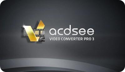 Программа ACDSee Video Converter Pro